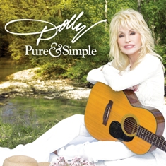 Dolly Parton - Pure & Simple cover email
