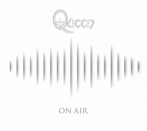 Queen On Air Cover Art